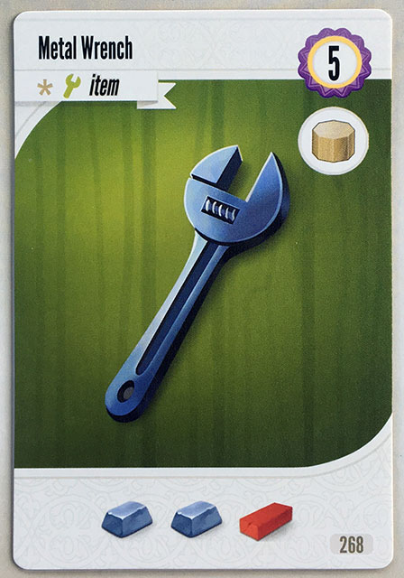 Charterstone Card 268