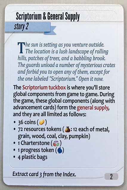 Charterstone Card 2