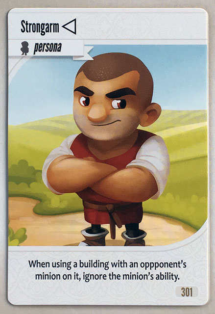 Charterstone Card 301