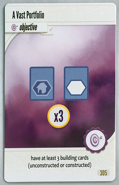 Charterstone Card 305