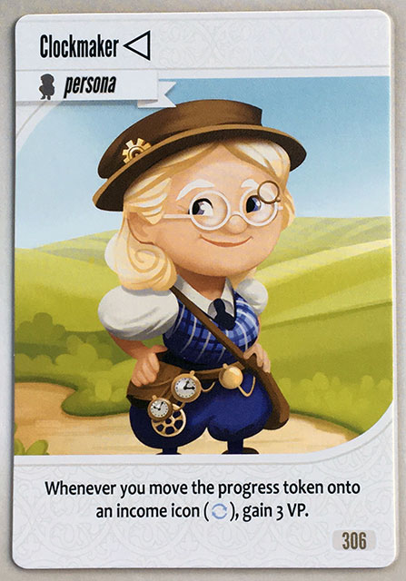 Charterstone Card 306