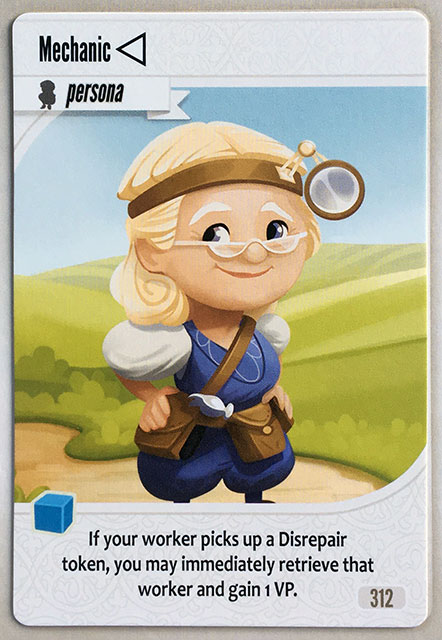 Charterstone Card 312