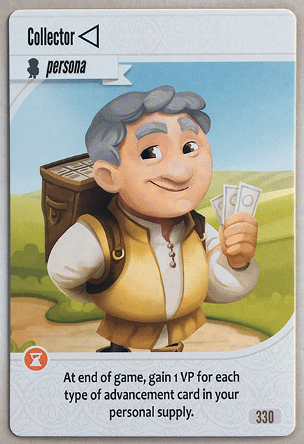 Charterstone Card 330