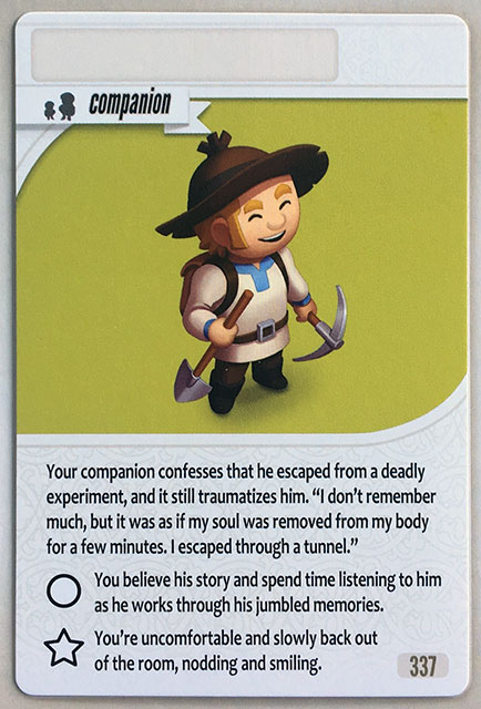 Charterstone Card 337