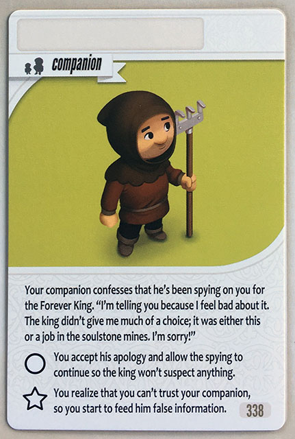 Charterstone Card 338