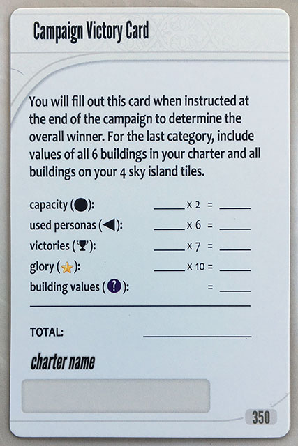 Charterstone Card 350