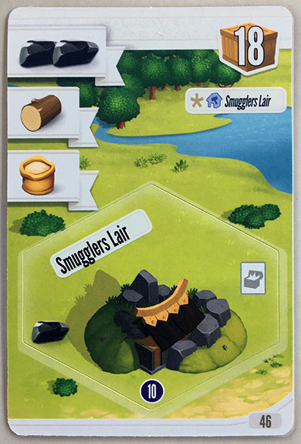 Charterstone Card 46