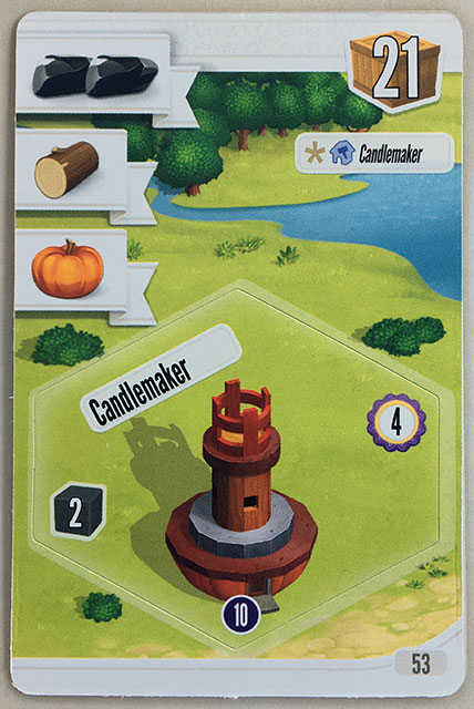 Charterstone Card 53