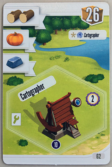 Charterstone Card 62