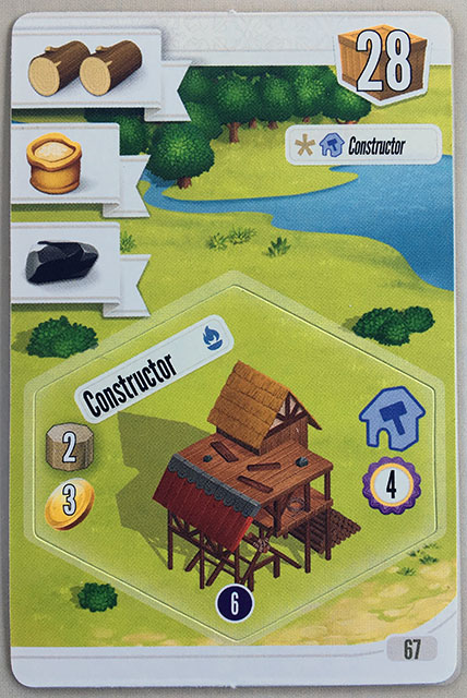 Charterstone Card 67