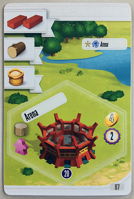 Charterstone Card 87