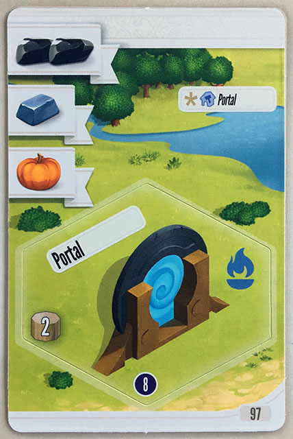 Charterstone Card 97