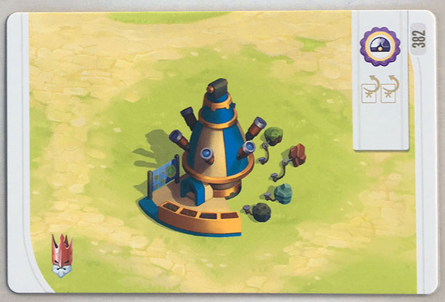 Charterstone Card 382