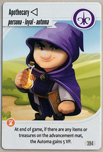 Charterstone Card 394