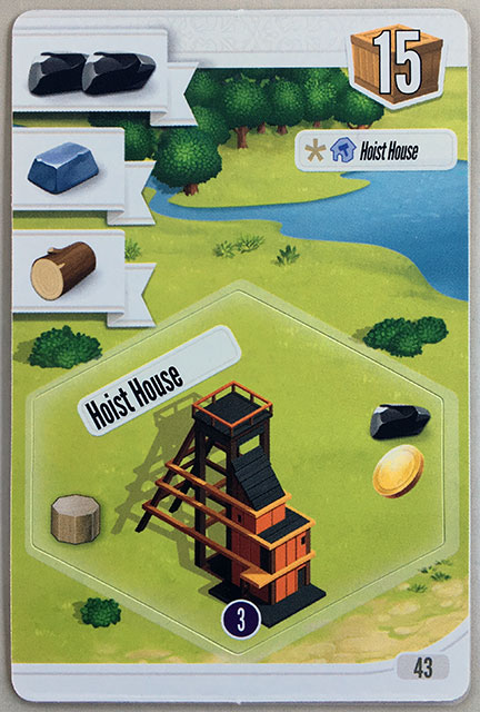 Charterstone Card 43