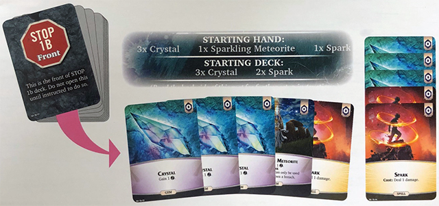 Aeon's End: The New Age - Starting Cards
