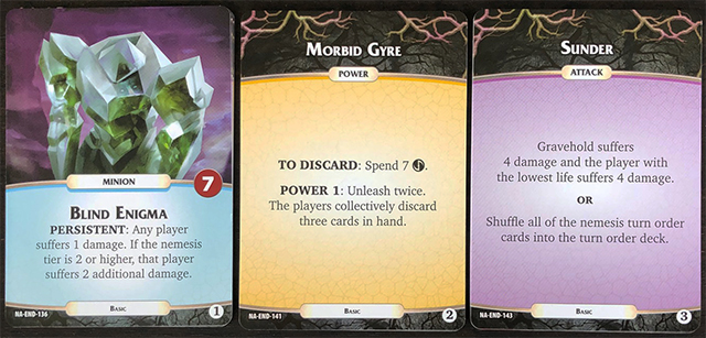 Aeon's End: The New Age - End Deck Basic Cards