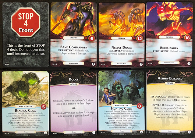 Aeon's End: The New Age - Fenrix Cards