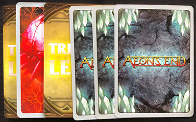 Aeon's End: The New Age - Expedition Deck Nemesis 4