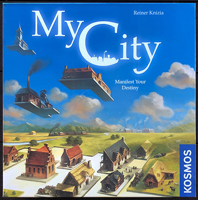 My City - Bx Cover