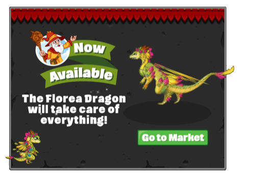 Florea Dragon Annoucement