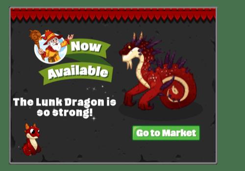 Lunk Dragon Announcement