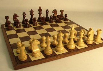 Spiritual Paradigm of Chess Part 1