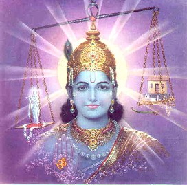 Bhagavad Gita Karmic Law