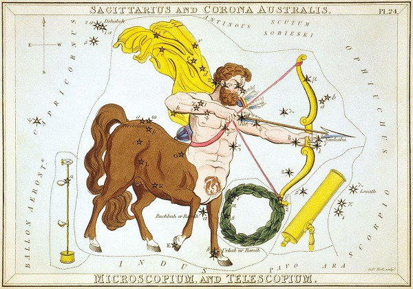 Biblical Astrology of Sagittarius