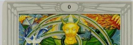 thoth adjustment tarot card