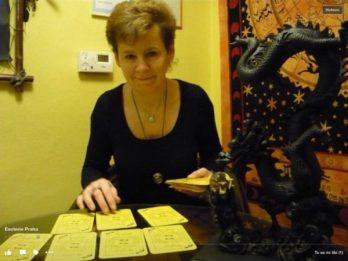 Jitka Corliová - výklad karet