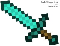 Minecraft Steve With Diamond Pickaxe | www.imgkid.com ...
