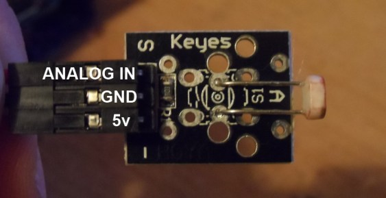 ESP32 and LDR example | ESP32 Learning