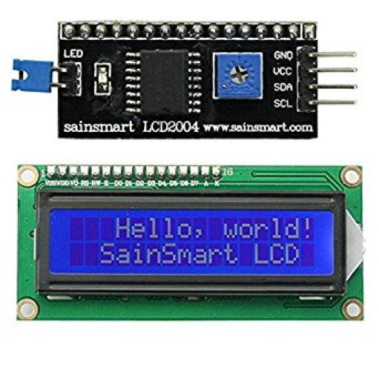 ESP32 and I2C LCD example | ESP32 Learning