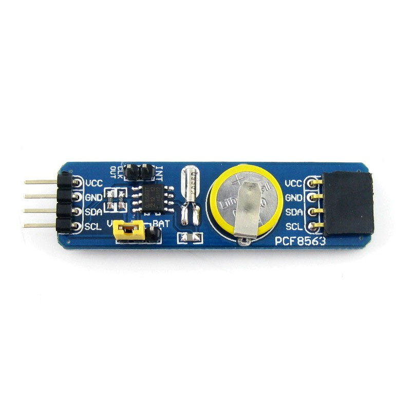 Wemos and PCF8563 RTC example - esp8266 learning