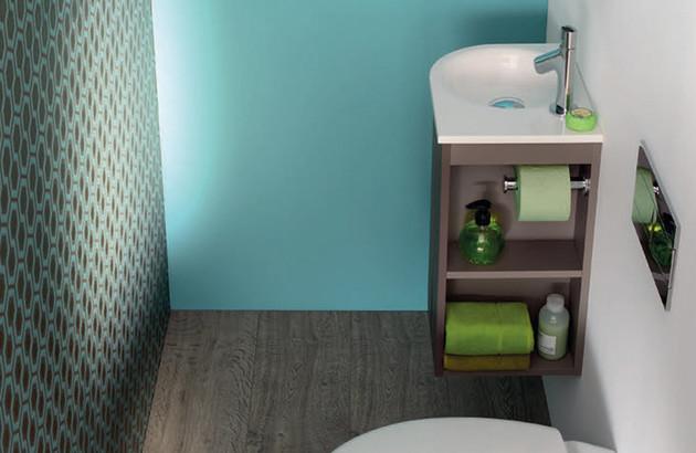 astuces et idees de rangement pour wc