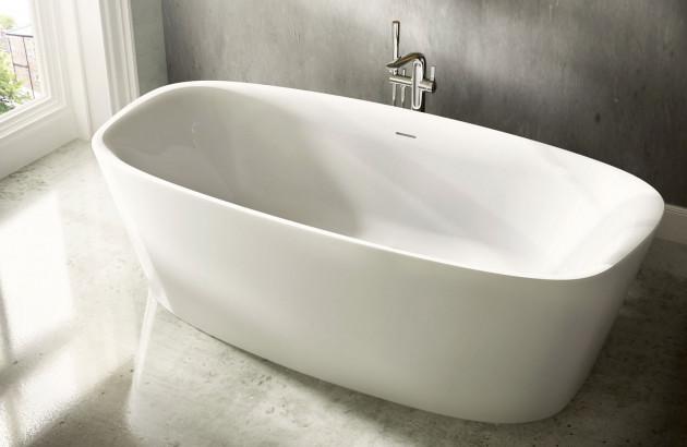 baignoire xxl pour une salle de bain de