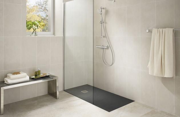 de douche pour une petite salle de bain