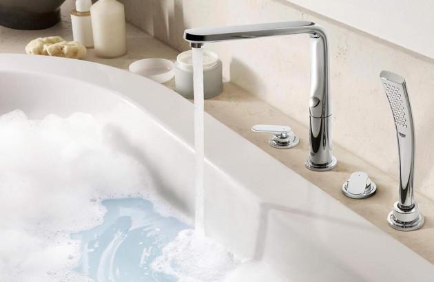 robinet de baignoire melangeur ou