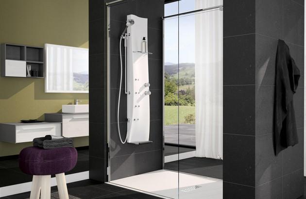 top 5 colonnes de douche hydromassantes