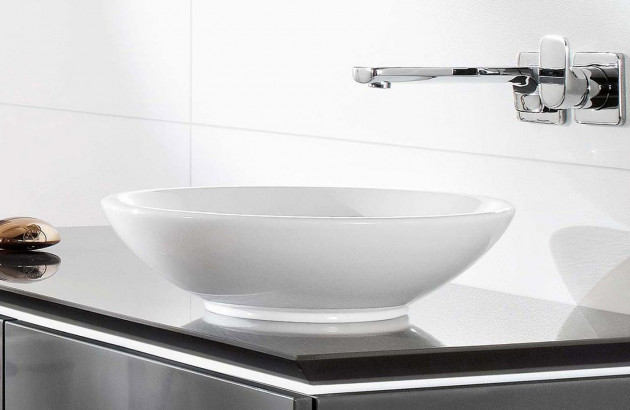Quelle Vasque Pour Une Salle De Bain Vintage Espace Aubade