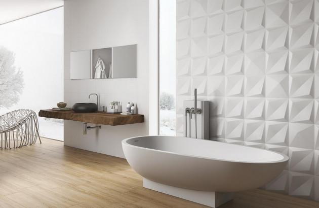salle de bains carrelage peinture
