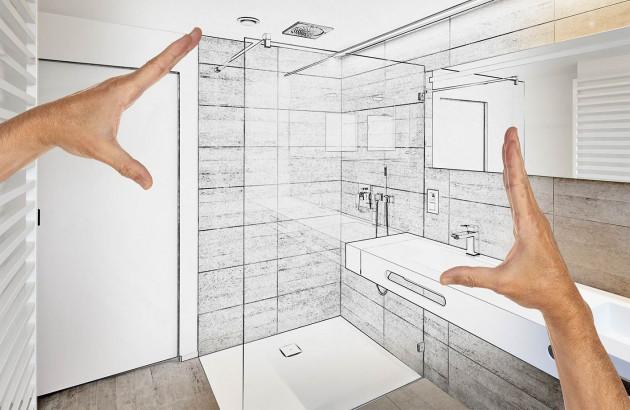 salle de bain quelle douche installer