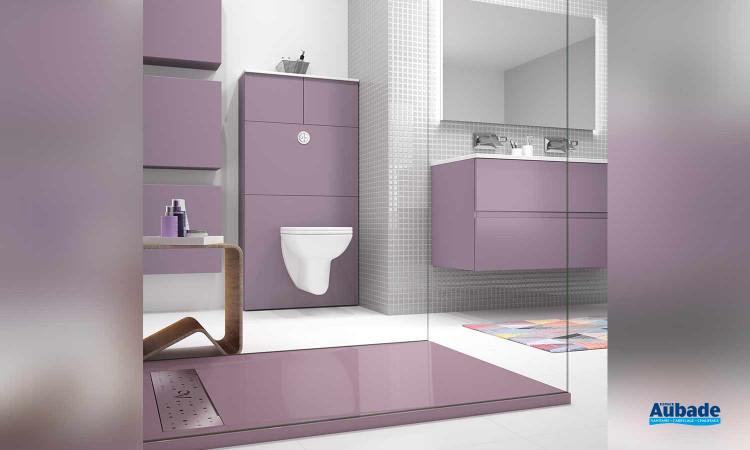 meuble de salle de bain elegant ketty