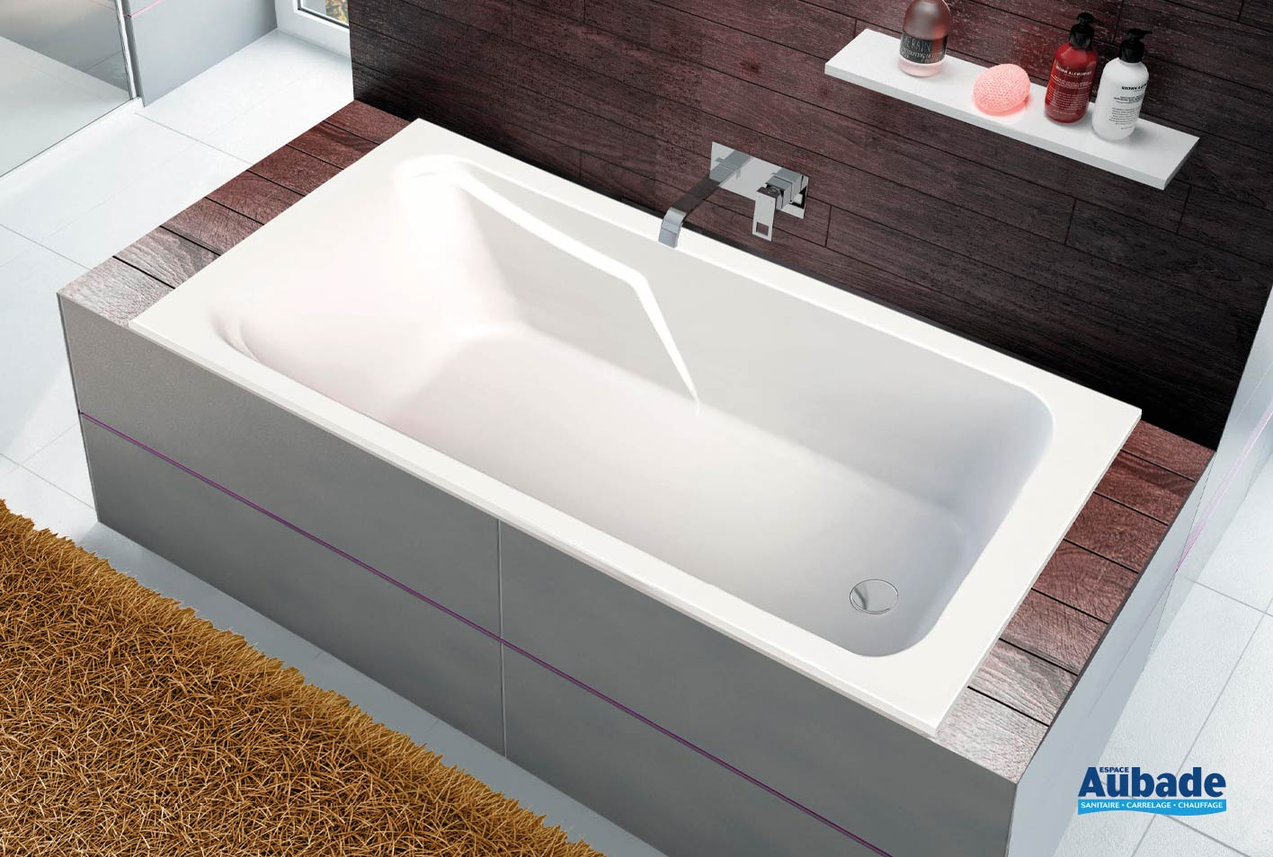 baignoires java de hoesch by leda