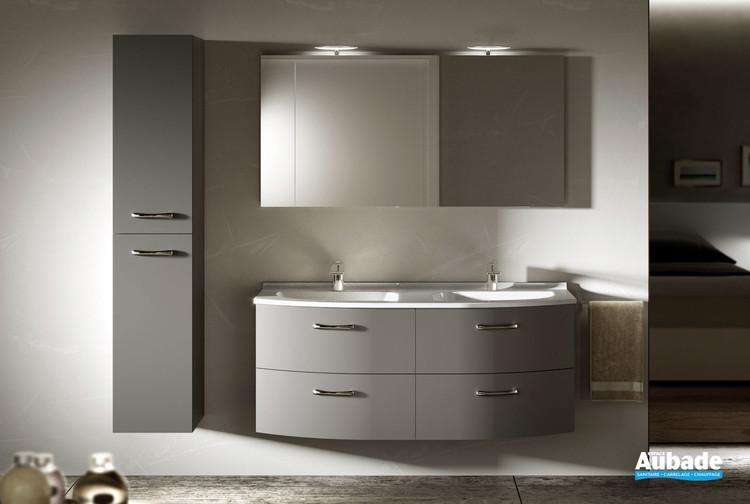 meubles vasque elio par ambiance bain