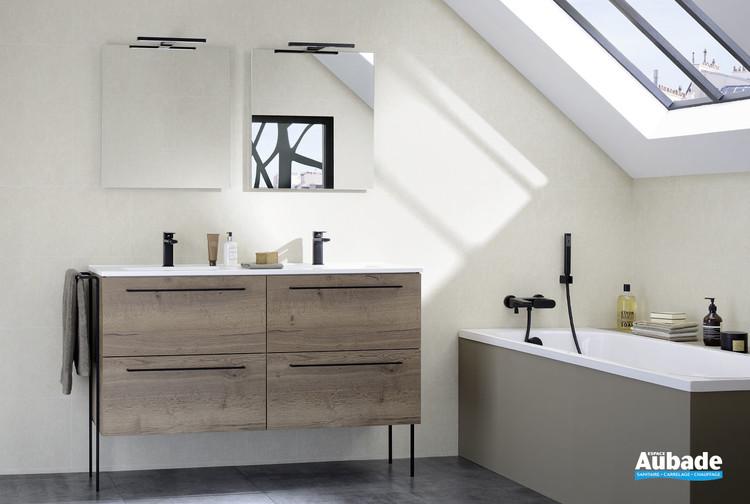 meubles 1 ou 2 niveaux avec tiroirs impact ii par sanijura