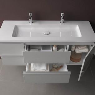 lavabo suspendu espace aubade