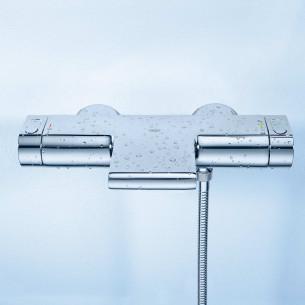 robinet mitigeur thermostatique pour
