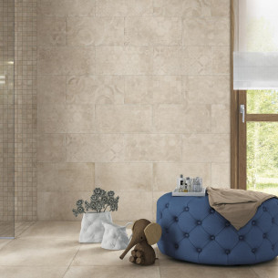carrelage salle de bains espace aubade